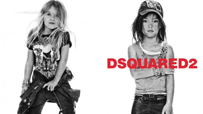 Dsquared2 Kidsディースクエアードキッズ海外通販