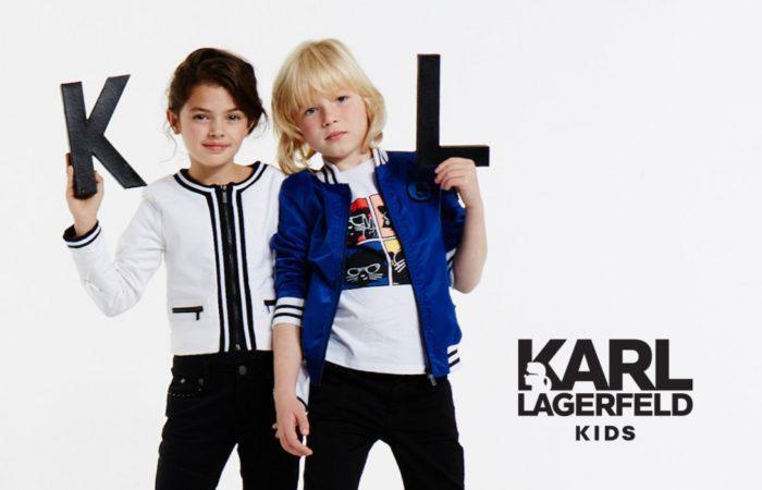 karl-lagerfeld-カールラガーフェルド子供服