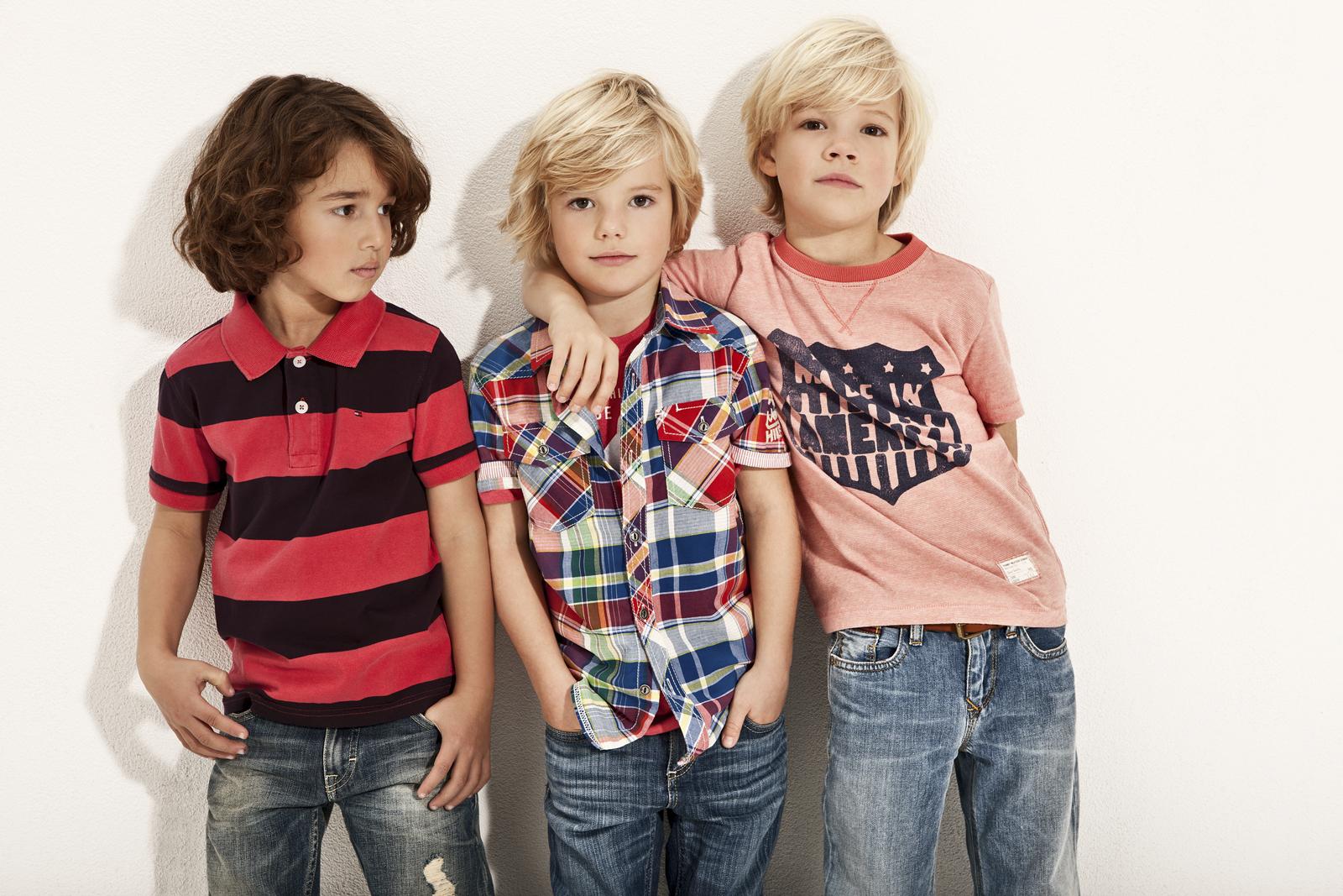 kids-tommy-hilfiger-トミーヒルフィガー
